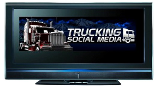 Trucker Randall Doane- Benefits of Trucking Social Media