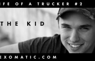 Rookie Trucker Garth Isaacson