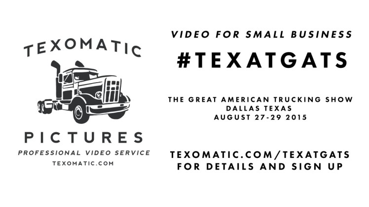 TEXATGATS – Sign up for YOUR Free Video at GATS