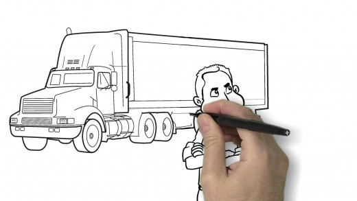 Automatic Trucking Load Matching App for Carriers, Shippers, and Brokers