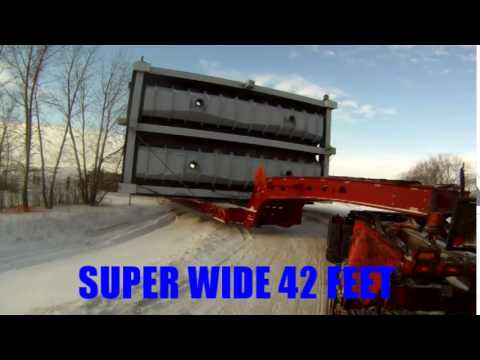 Heavy Haul Trucking – We have what it takes