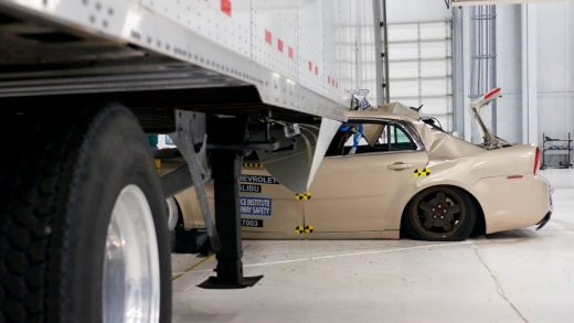 How to reduce deaths caused by underride crashes