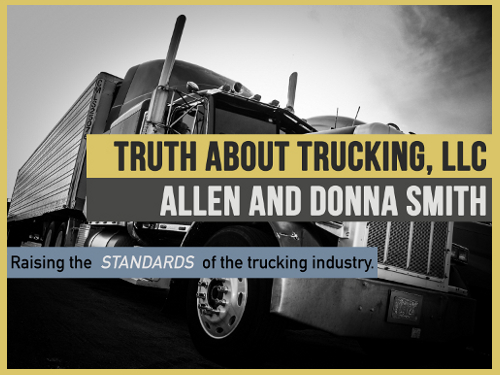 Truth About Trucking Slideshow