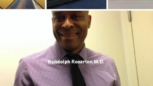 Dr. Randolph Rosarion MD- US DOT Medical Examiner