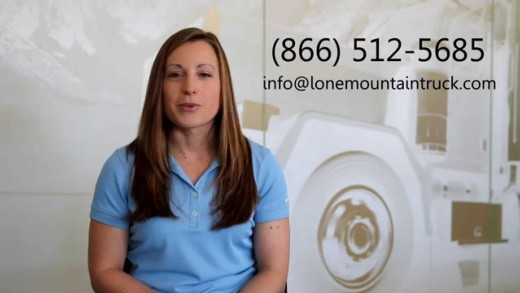 Hanna explains how Lone Mountain Truck Leasing works
